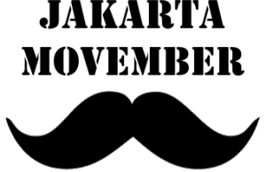 Logo Jakarta Movember