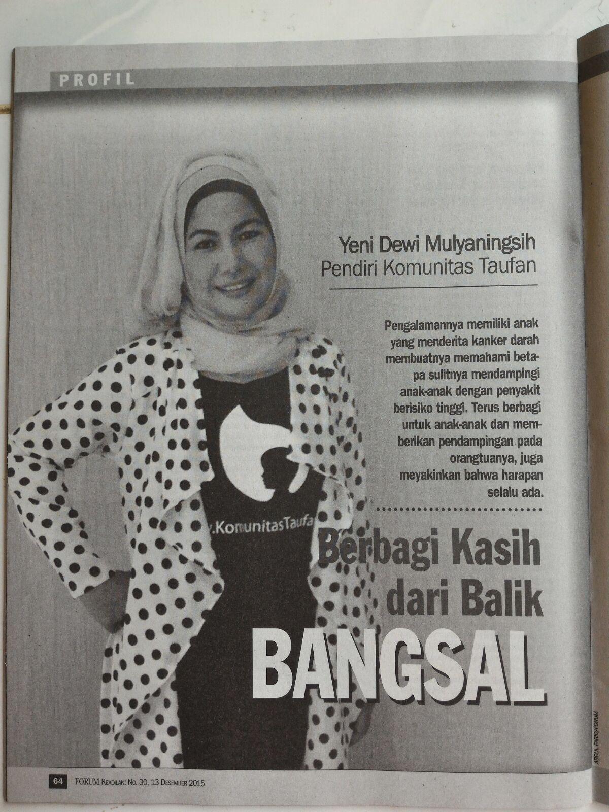 Forum_Keadilan_20151213_Yeni_Dewi_Mulyaningsih__Komunitas_Taufan_Berbagi_Kasih_dari_Balik_Bangsal_01